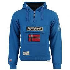 mirada detallada comprar online comprar Sudadera Geographical Norway niño royal